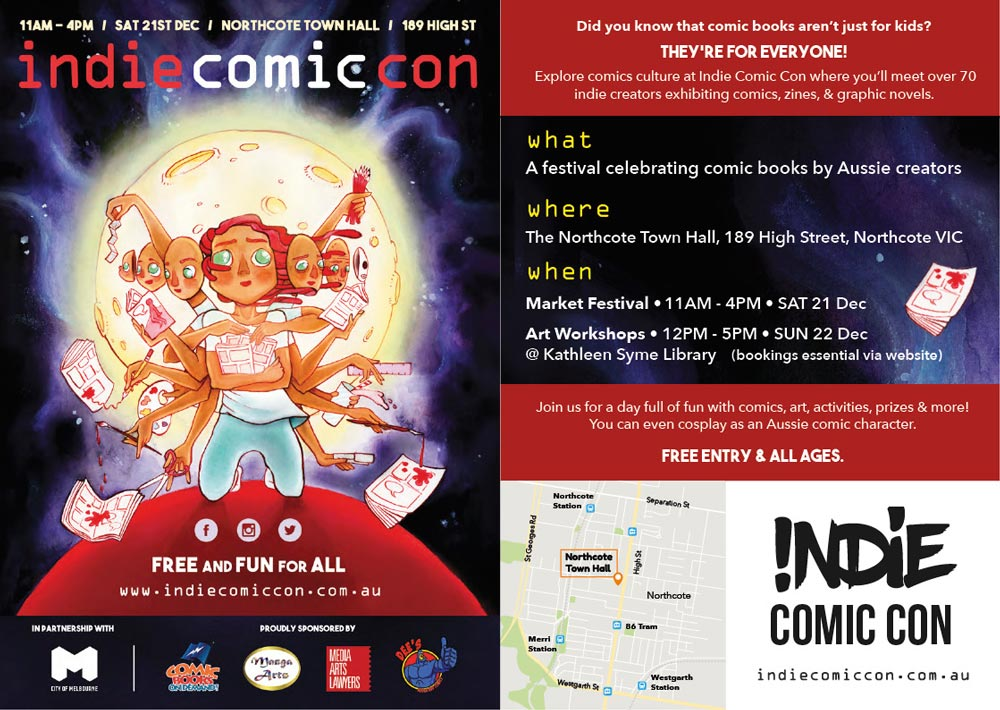 Indie Comic Con